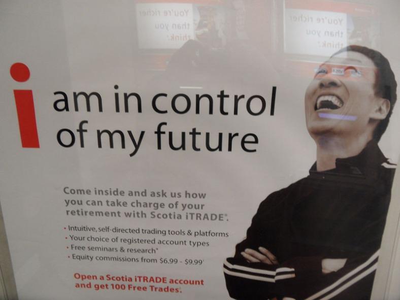 Vankleek Hill bank ad