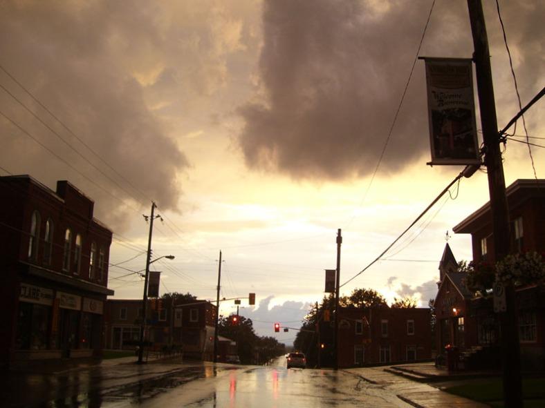 Vankleek Hill main street