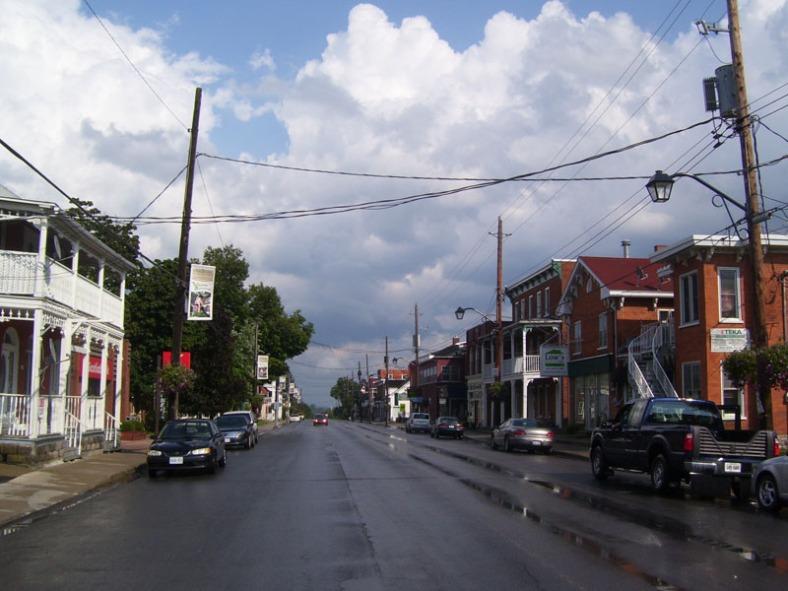 Vankleek Hill's Main Street