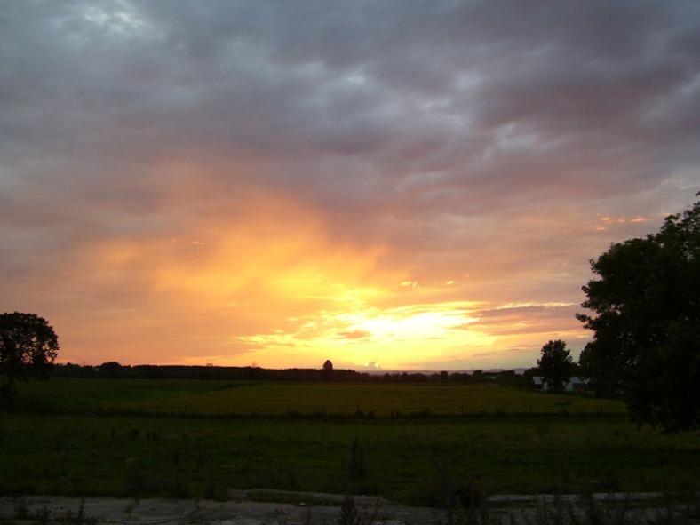 Vankleek Hill sunset