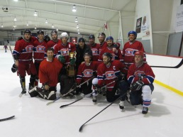 avoca recreation division champs
