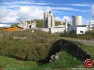 ...this is a semi-abandoned asbestos factory in Quebec, just a few miles from my grandfather's farm. I imagine this is what 'The Shire' would look like after Saruman got done with it. http://en.wikipedia.org/wiki/Saruman