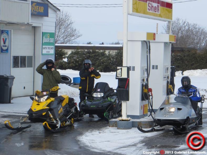 Vankleek Hill gas station