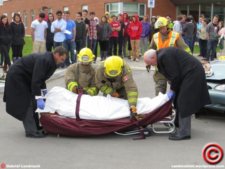 Vankleek Hill body bag