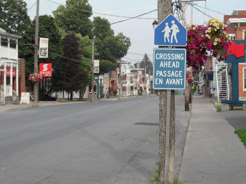 downtown Vankleek Hill