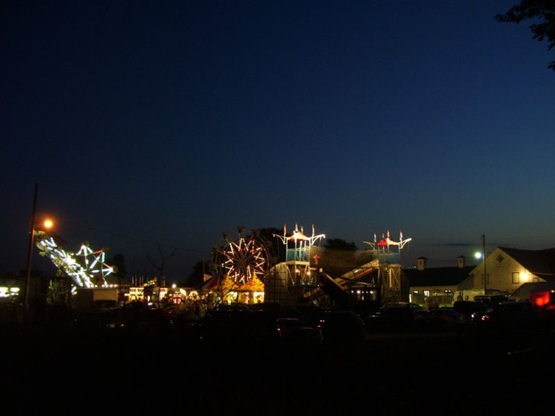 the Vankleek Hill Agricultural Fair